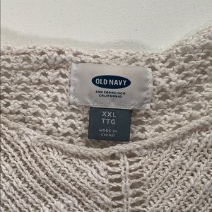 Old Navy Sweaters - Old Navy • Open Knit Sweater